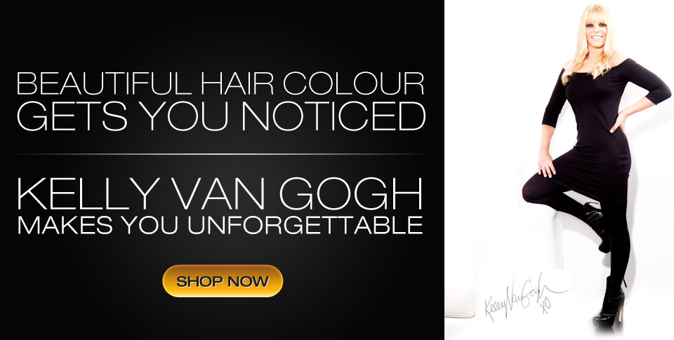 MasterBlend Life Changing Hair Colour by Kelly Van Gogh